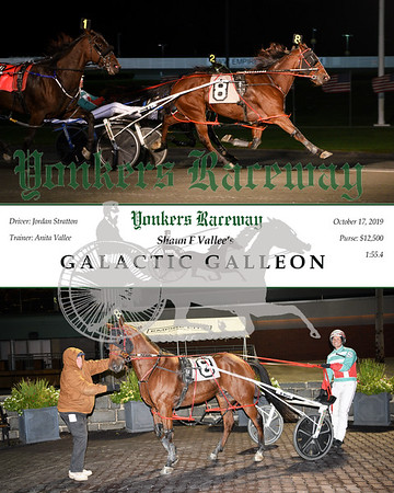 20191017 Race 9- Galactic Galleon