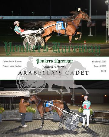 20191017 Race 10- Arabella's Cadet