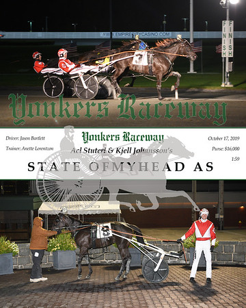 20191017 Race 3- State Ofmyhead As