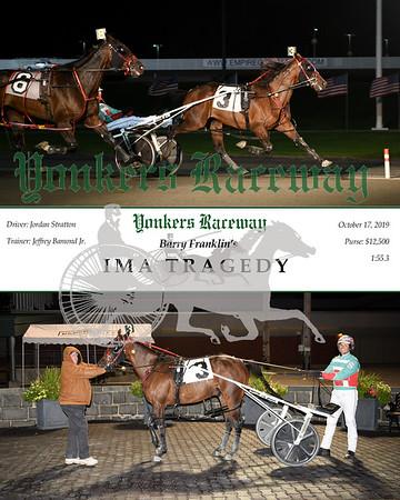 20191017 Race 11- Ima Tragedy