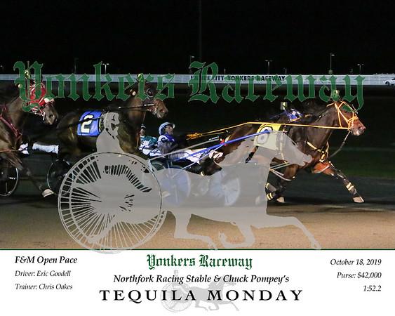 20191018 Race 6- Tequila Monday