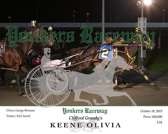 20191018 Race 7- Keene Olivia 2