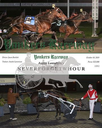20191018 Race 8- Neverfogetwhour 2