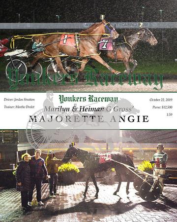 20191022 Race 5- majorette angie