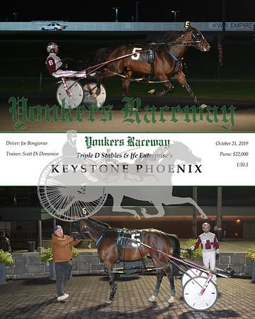 20211019 Race 11- Keystone Phoenix