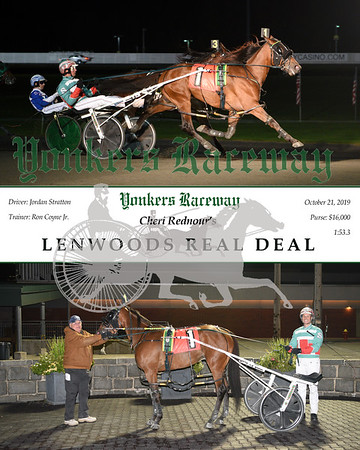 20211019 Race 6- Lenwoods Real Deal