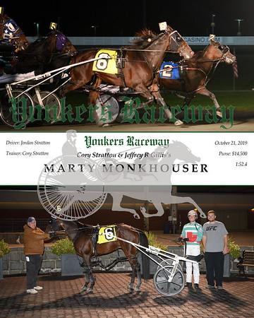 20211019 Race 10- Marty Monkhouser