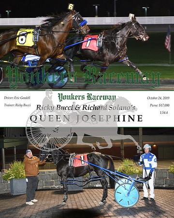 20191024 Race 6- queen josephine