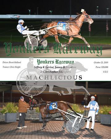 20191025 Race 1- Machlicious