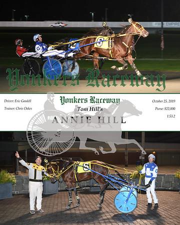 20191025 Race 5- Annie Hill