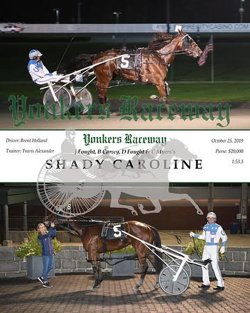 20191025 Race 7- Shady Caroline