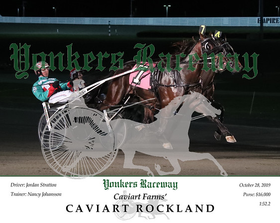 20191028 Race 7- Caviart Rockland