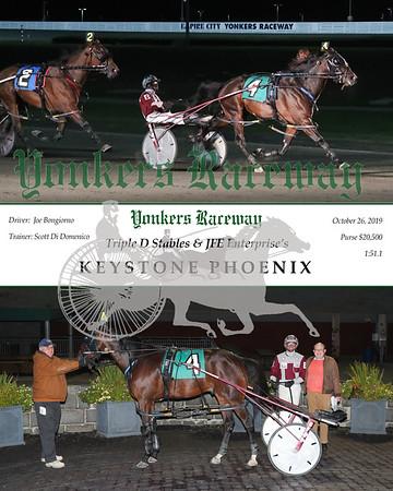 20191028 Race 11- Keystone Phoenix