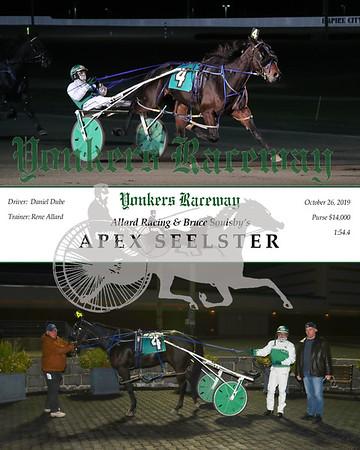 20191028 Race 3- Apex Seelster