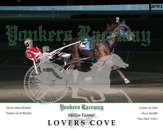 20191028 Race 4- Lovers Cove 2