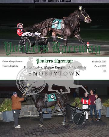 20191028 Race 8- Snobbytown