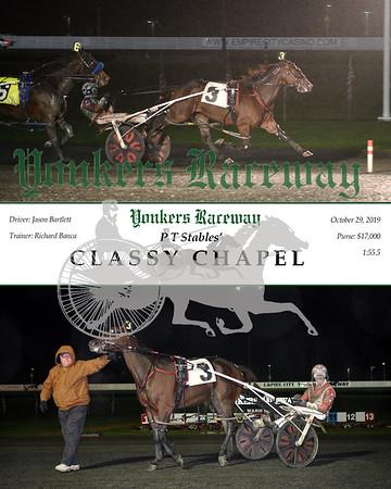 20191029 Race 6- Classy Chapel