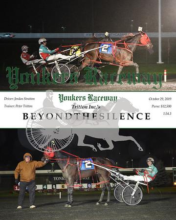 20191029 Race 1- Beyonthesilence