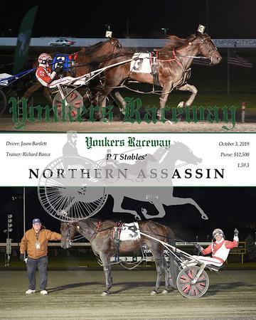 20191003 Race 1- Northern Assassin