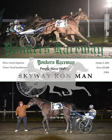 20191003 Race 3- Skyway Kon Man