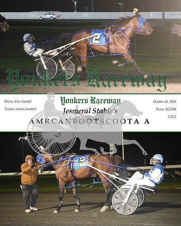 20191031 Race 1- amrcanbootscoota a