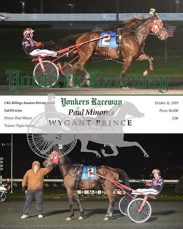 20191031 NB Race 2- wygant prince