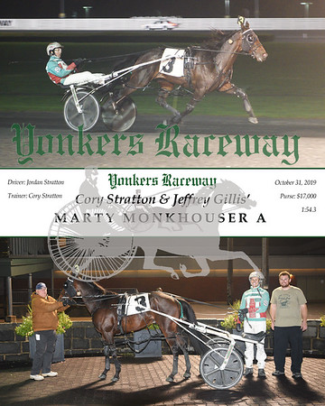 20191031 Race 3- marty monkhouser a