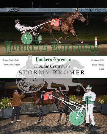 20191004 Race 10- stormy kromer