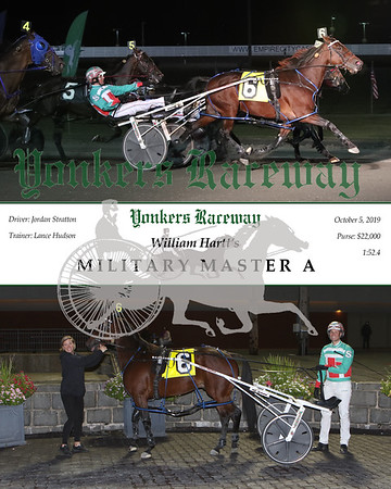 20191005 Race 8- Military Master A