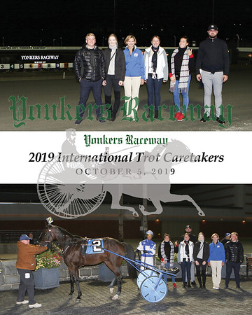 20191005 Race 2- International Trot Caretakers
