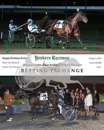 20191005 Race 7- Betting Exchange