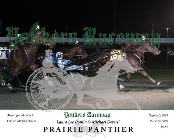 20191005 Race 10- Prairie Panther 2