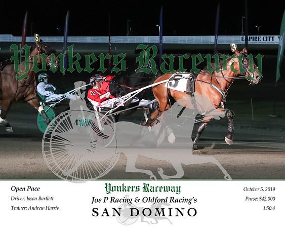 20191005 Race 6- San Domino A 3