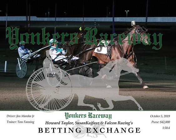 20191005 Race 7- Betting Exchange 2