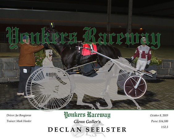 20191008 Race 10- Declan Seelster