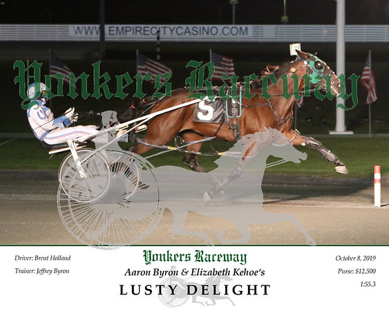 20191008 Race 5- Lusty Delight 2