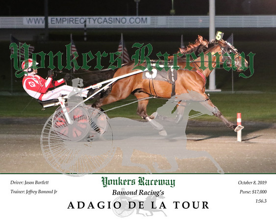 20191008 Race 2- Adagio De La Tour 2