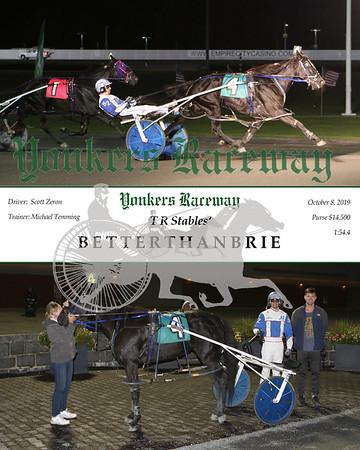 20191008 Race 9- Betterthanbrie
