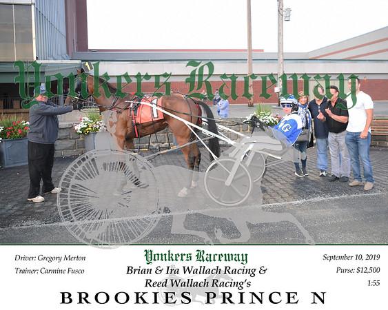 09102019 Race 1- brookies prince n