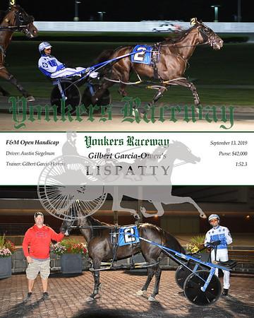 09132019 Race 6- lispatty