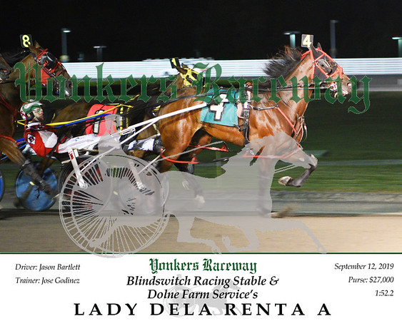 09132019 Race 10- lady dela renta a 2