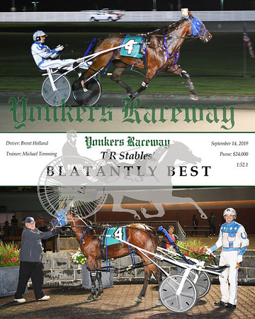 09142019 Race 3- blatantly best