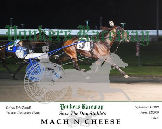 09142019 Race 11- mach n cheese 2