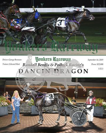 09142019 Race 9- dancin dragon
