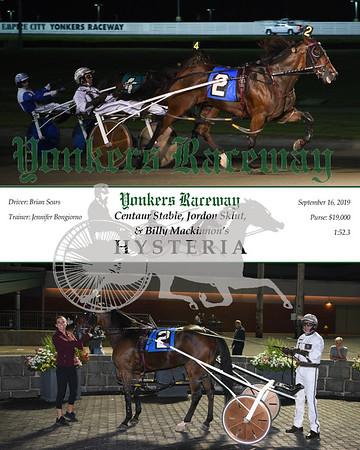 09162019 Race 7-Hysteria