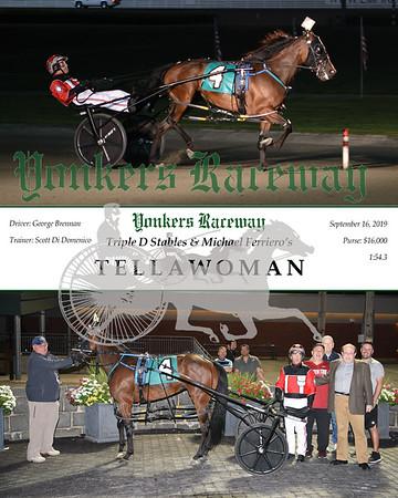 09162019 Race 8-Tellawoman
