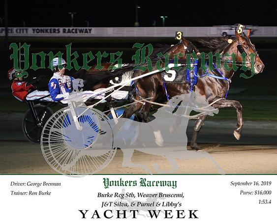 09162019 Race 6-Yacht Week
