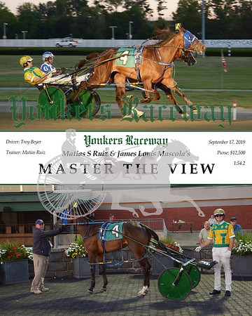 20190917 Race 1- Master The View