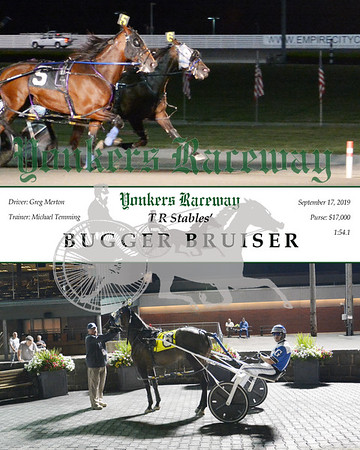 20190917 Race 3- Bugger Bruiser