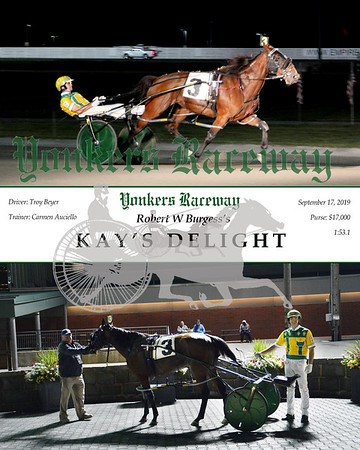 20190917 Race 9- Kay's Delight